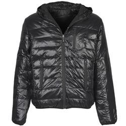 Textil Muži Prošívané bundy Umbro DIAMOND-DOUDOUNE-NOIR-SCHISTE Černá