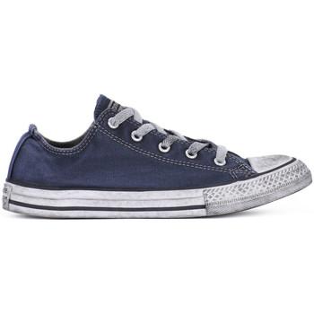 Converse Tenisky Dětské ALL STAR LO CANVAS LTD NAVY - Modrá