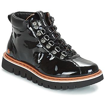 Art Kotníkové boty TORONTO - Černá
