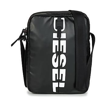 Taška Muži Malé kabelky Diesel BOLD SMALL CROSS Černá