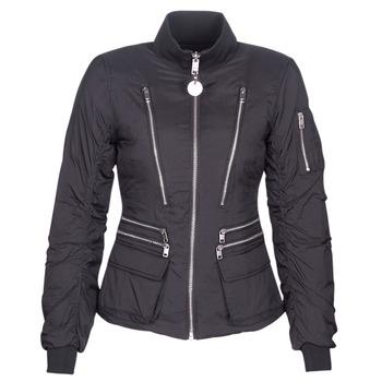 Textil Ženy Prošívané bundy Diesel W-BLANKYT Černá