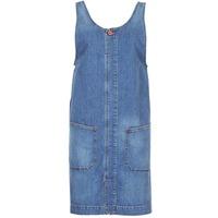 Textil Ženy Krátké šaty Diesel DE DATY Modrá