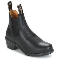 Boty Ženy Kotníkové boty Blundstone WOMEN'S HEEL BOOT Černá
