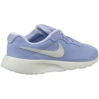 Boty Děti Nízké tenisky Nike Tanjun SE GS Modré