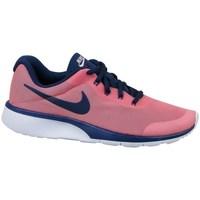 Boty Děti Nízké tenisky Nike Tanjun Racer GS Růžové