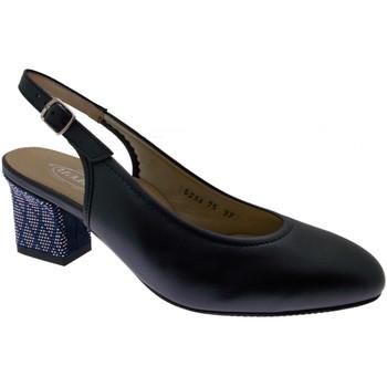 Boty Ženy Sandály Calzaturificio Loren LO5234bl blu