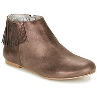 Boty Ženy Kotníkové boty Ippon Vintage DOLLY MAGIC Béžová / Zlatá