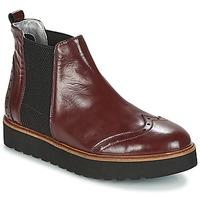 Boty Ženy Kotníkové boty Ippon Vintage HUNTER THICK Bordó