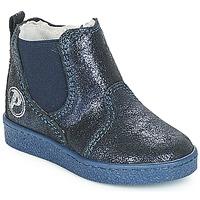 Boty Dívčí Kotníkové boty Primigi WODY Modrá
