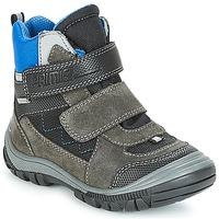 Boty Chlapecké Zimní boty Primigi PNA 24355 GORE-TEX Šedá / Modrá
