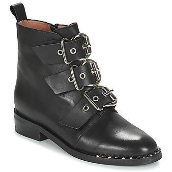 Boty Ženy Kotníkové boty Jonak DIRCE Černá