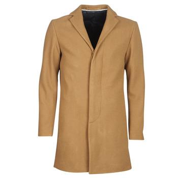 Textil Muži Kabáty Selected SLHBROKE Béžová