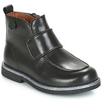 Boty Dívčí Kotníkové boty Aster EVA Černá