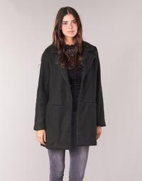 Textil Ženy Kabáty Vila VIDORY Černá