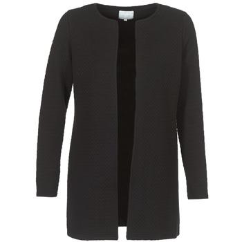 Textil Ženy Saka / Blejzry Vila VINAJA LONG Černá