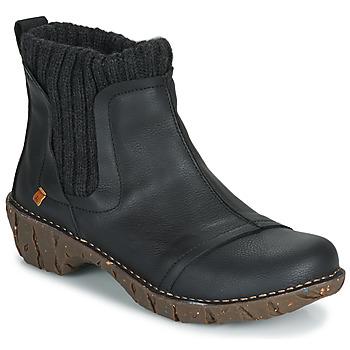 Boty Ženy Kotníkové boty El Naturalista YGGDRASIL Černá