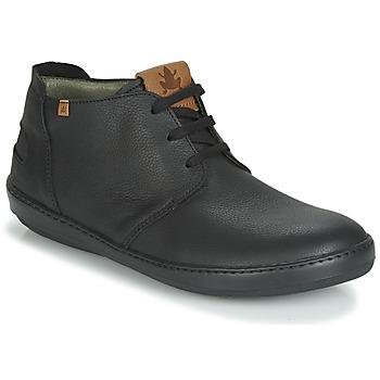 Boty Muži Kotníkové boty El Naturalista METEO Černá