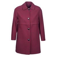 Textil Ženy Kabáty Sisley FAREDA Bordó