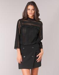 Textil Ženy Halenky / Blůzy See U Soon TELICA Černá