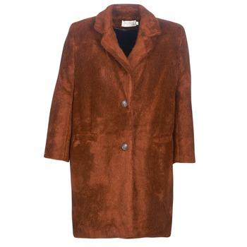 Textil Ženy Kabáty See U Soon REVENTA Hnědá