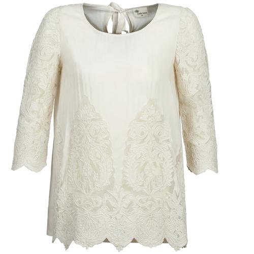 Textil Ženy Halenky / Blůzy Stella Forest AELEZIG Krémově bílá
