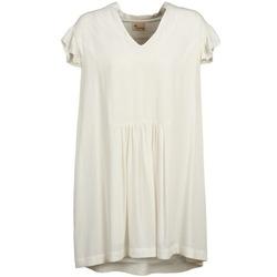 Textil Ženy Krátké šaty Stella Forest BRIGIDE Krémově bílá