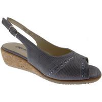 Boty Ženy Sandály Melluso MET425je blu
