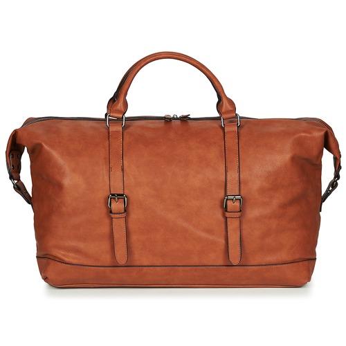 Taška Muži Cestovní tašky Casual Attitude DAVITO Velbloudí hnědá