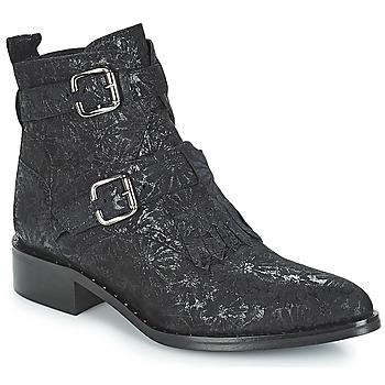 Boty Ženy Kotníkové boty Philippe Morvan SMAKY1 V2 DAISY LUX Černá