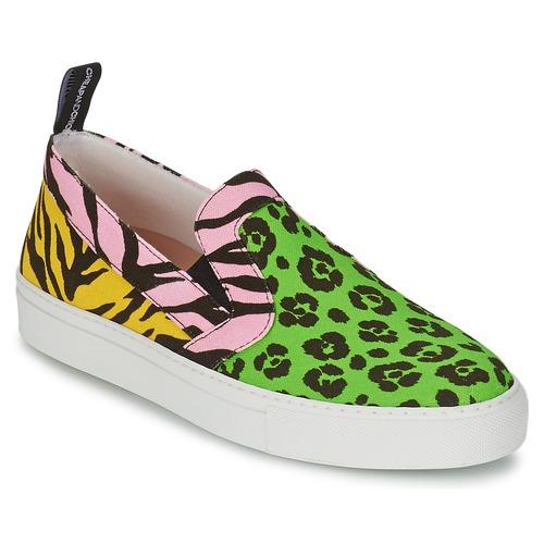 Boty Ženy Street boty Moschino Cheap & CHIC LIDIA Vícebarevná
