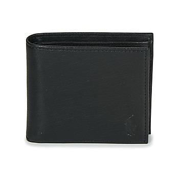 Taška Muži Náprsní tašky Polo Ralph Lauren EU BILL W/ C-WALLET-SMOOTH LEATHER Černá