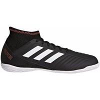 Boty Děti Kotníkové tenisky adidas Originals Predator Tango 183 IN J Černá
