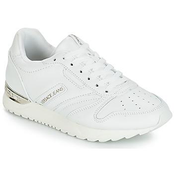 Boty Ženy Nízké tenisky Versace Jeans TAPADO Bílá