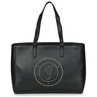 Taška Ženy Velké kabelky / Nákupní tašky Versace Jeans CESUS Černá