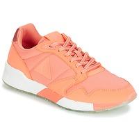 Boty Ženy Nízké tenisky Le Coq Sportif OMEGA X W METALLIC Růžová / Korálová