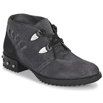 Boty Ženy Kotníkové boty Mam'Zelle XESTO Černá