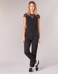 Textil Ženy Cargo trousers  G-Star Raw ARMY RADAR MID BF Černá
