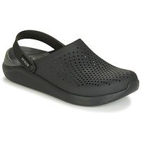 Boty Pantofle Crocs LITERIDE CLOG Černá