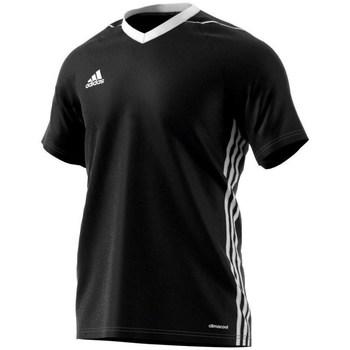 adidas Trička s krátkým rukávem Tiro 17 - Černá