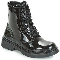 Boty Dívčí Kotníkové boty Bullboxer LANA Černá