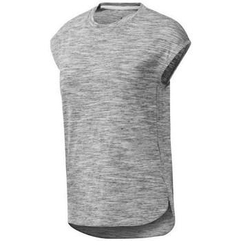 Textil Ženy Trička s krátkým rukávem Reebok Sport EL Marble Šedé