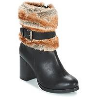 Boty Ženy Polokozačky LPB Shoes JESSY Černá
