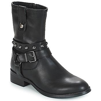 Boty Ženy Kotníkové boty LPB Shoes LOUNA Černá