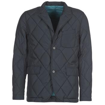 Textil Muži Bundy Vicomte A. ODIN QUILTED BLAZER Tmavě modrá