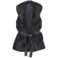 Textil Ženy Saka / Blejzry Kaporal CLINT Černá