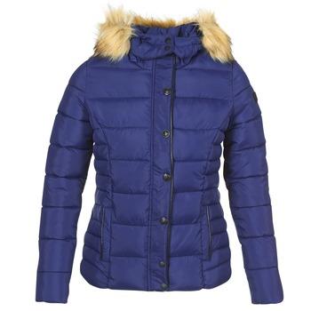 Textil Ženy Prošívané bundy Kaporal GOLDY Tmavě modrá