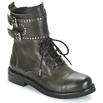 Boty Ženy Kotníkové boty Mimmu MICHEE Khaki