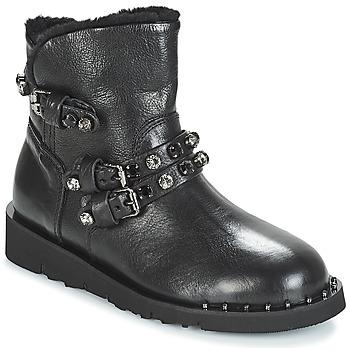 Boty Ženy Kotníkové boty Mimmu MALONN Černá