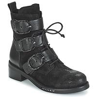 Boty Ženy Kotníkové boty Mimmu MOEZ Černá