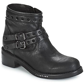 Boty Ženy Kotníkové boty Mimmu MAIRON Černá